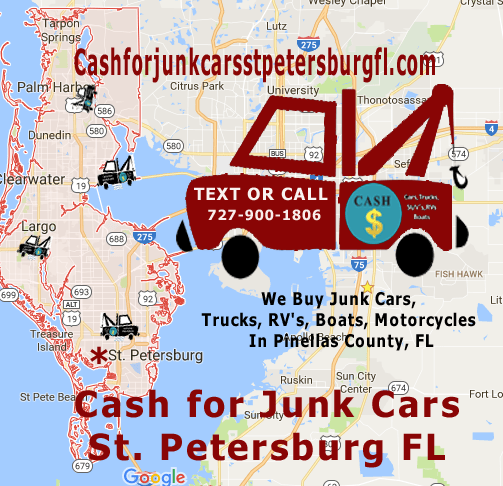 junk car buyer st petersburg florid